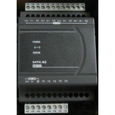 DELTA DVP04TC-E2 4Sıcaklık TC girişli 20-bit çözünürlük Sıcaklık Ölçümü Modülü
