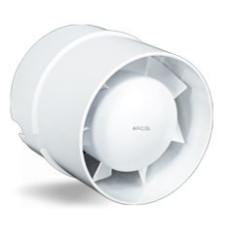 100KT 12 W 220 V 2200 d-dk 100'lük Plastik Boru Tipi Kanal Fanı