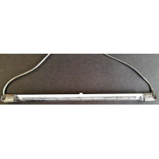 1000 W 22 Cm 220 V AC SK-15 Metal Uçlu Infrared Ampul