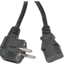 IC-268 Power Kablo Erkek-Düz Dişi