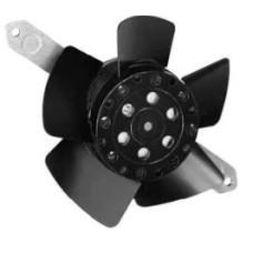 4656 TA 19 W 230 V AC 113 x 37 mm 42 aB A 2550 rpm Ebmpapst Tube aksiyel  Fan