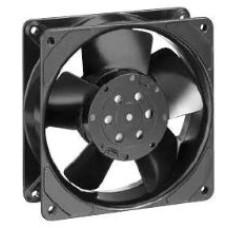 4580Z 13 W 230 V AC 119 x 119 x 38 mm 30 dB A 1900 rpm ebmpapst Axial axial Fan