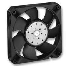 4412 FNH 12 V DC 119 x 25 mm 55 dBA 225m³/h ebmpapst  Axial Fan