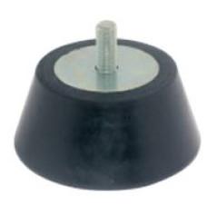 EKM 110 110x28 mm M12x28 Vibrasyon Takozu