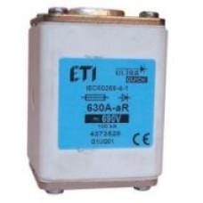G3MUQ02-1600A-500V 1600 A 180 W G3 Disk Tipi Hızlı Sigorta