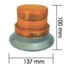 AS 0135 A.1 Led'li Alüminyum Tabanlı İkaz Lambası