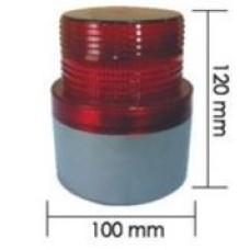 AS 0136 A2 Led li Alüminyum Tabanlı İkaz Lambası