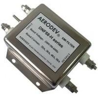 DNF058-G-50A 250 V AC 50~60 Hz 50 Amper Tek Faz EMI Filter