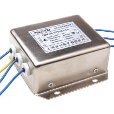 DNF09-3PH-3X5A 5 A 440 V AC 50-60 Hz Gürültü giderici AERODEV EMI filtre