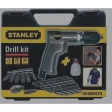 160189XSTN Hava kompresörüyle çalışan  Stanley matkap Seti