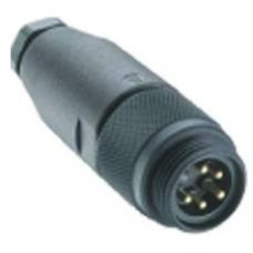 "1SAF937780R1000 SZC7-5POL-P WIOP100 7/8"" plug güç konnektörü"