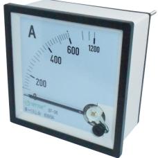 A72-05D 5A Direkt Ampermetre(72x72)
