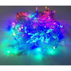 Eklenebilir Saçak 2 x 1 mt 240 Ledli RGB Perde Led