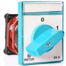 MT 019  25 A 3 P ( 0-1) Metop Pako Şalter