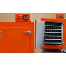 AEKF30PB -30 Paketlik Kaynak Elektrodu Kurutma Fırını 50-350°C Program Kontrollü
