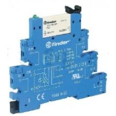 38.51.0.012.0060 6 A 12 V AC-DC Elektromekanik 38 serisi Finder Röle Arayüz modülü
