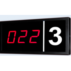3 Dijit Display(29 X 3.5 X 14,5cm)