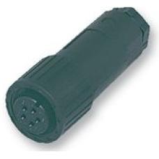 CM06EA20-29S Polyamid Gövde seyyar-lehimli 17 kontaklı kablosuz Connector