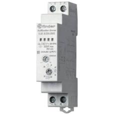 15.61.8.230.0500,(500W) 230V AC,Finder 15 serisi Elektronik Adım rölesi ve Dimmer
