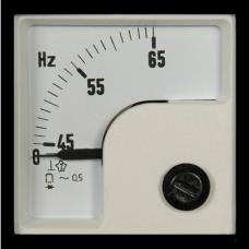 48x48mm İbreli Titreyen Frekansmetre