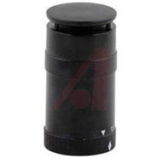 XVPC09B 50mm Alıcı Birimi/Siyah Halka/24 V