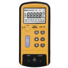 VA 710 Volt-mA Kalibratör