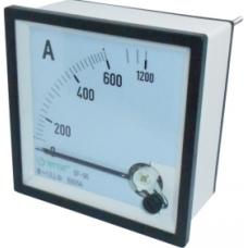 A72-100,100/5 Analog Ampermetre(72x72)