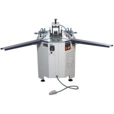 APEX-IA Otomatik-Hidrolik Alüminyum Profil köşe Sıkma Makinesi