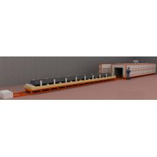 ASA 16000 Isıl İşlemTavlama Fırını