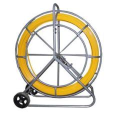 ASFK-16100 16 mm 100 mt Taşınabilir Arabalı Fiber Kılavuz Çubuğu