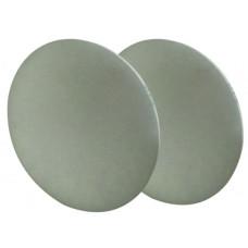 Yuvarlak Kordierit Plaka Çap : 500 x 15 mm( Fırın Rafı )