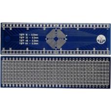 0.5MM TQFP-3 PCB Dönüştürücü Kartı
