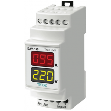 DAV-120 150 V~260 V 1 A~100 A Dijital Ampermetre