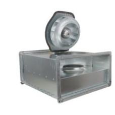 DKF-10050 1800 W 230 V 10500 m³ Dikdörtgen Kanal Tipi Fanı