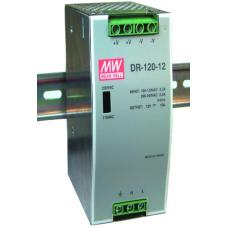 DR-120-12 120W 12V 10.0A Ray Montaj Güç Kaynağı