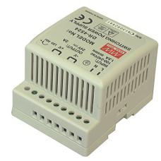 DR-45-12 45W 12VDC 3.5A Ray montaj Güç Kaynağı