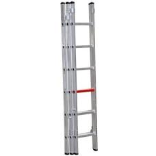 DS250-2 3 x 2.5 = 7.5 mt Alüminyum sürgülü merdiven