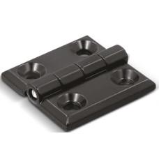 EPM 4040S 40 x 25 x  5 mm Siyah Metal Menteşe