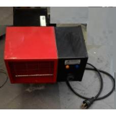 25 KW 380 V AC Ebatı 650 x 470 x 650 mm Tipi Fanlı Isıtıcı