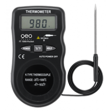 FT 1000-Pocket Sıcaklık Ölçer