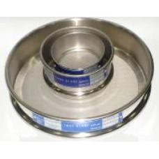 GLTE108 10 x 8cm x 8 mikron-50.000 mikron Paslanmaz 304-316 galveniz Labaratuar Test Eleği