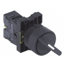 HBY5E-10X-23 0-1 Yaylı 1NO 22mm Kısa Mandal