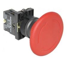 HBY5E-TS60 22mm 60 mm Kalıcılı Bas-Çevir Kafa Acil-Stop