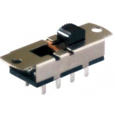 IC-211A 0-1-2 8P Metal Slide Switch
