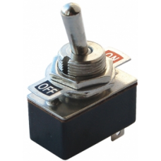 IC-149 2P ON-OFF Ø12mm Toggle Switch