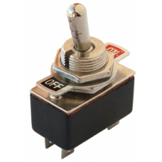 IC-151 6P ON-OFF Ø12mm  Toggle Switch