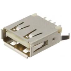 IC-265A A Tip 180° USB Dişi Şase