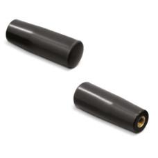 KOL2812 90 x 28 mm M12 Metal Burçlu Bakalit Kol