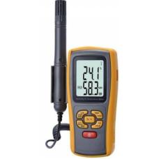 GM1361 K-Tipi Proplu Nem ve Sıcaklık Ölçer