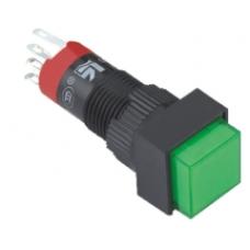 LAS2F-D 12mm Plastik Yaylı Sinyal Lambası